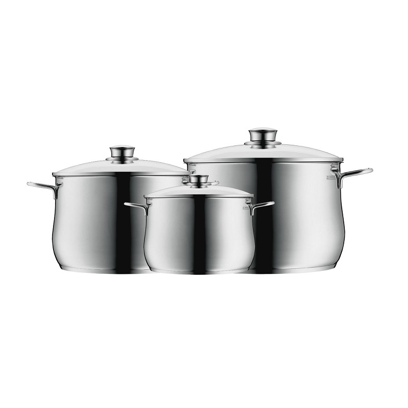 DIADEM PLUS 3 PC COOKWARE SET Malta, 						VINCI Malta Malta