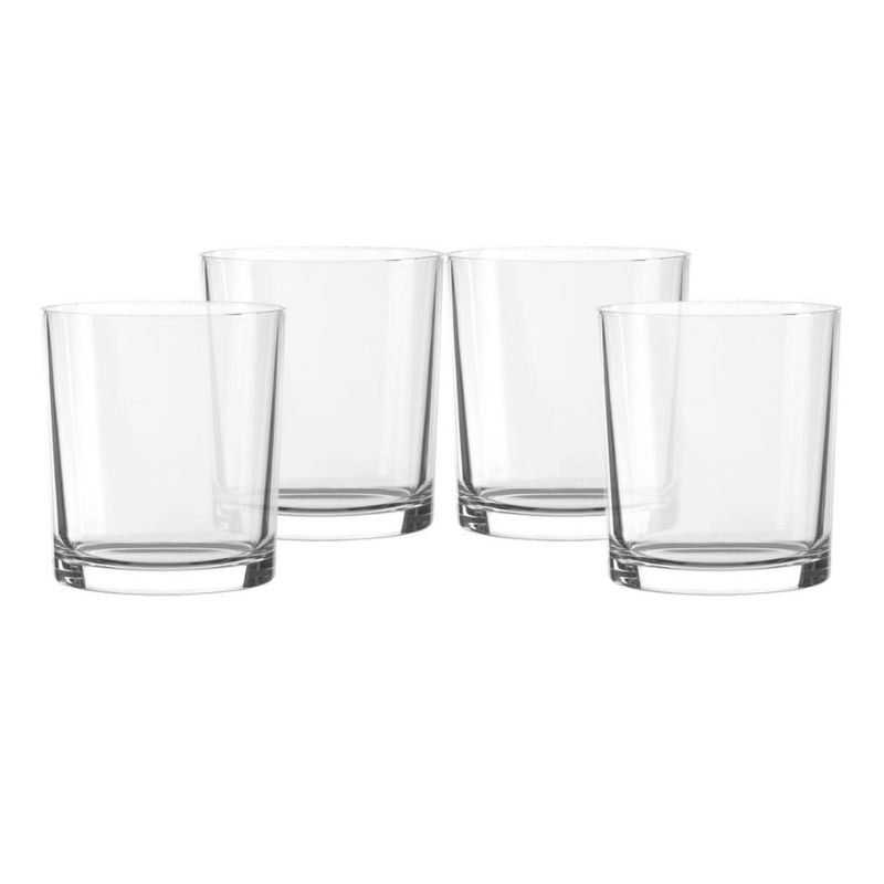 MIXED DRINK GLASSES - SET OF 4 Malta, 						VINCI Malta Malta