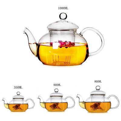 COLORS GLASS TEAPOT 1.25L CLEAR Malta, 						VINCI Malta Malta