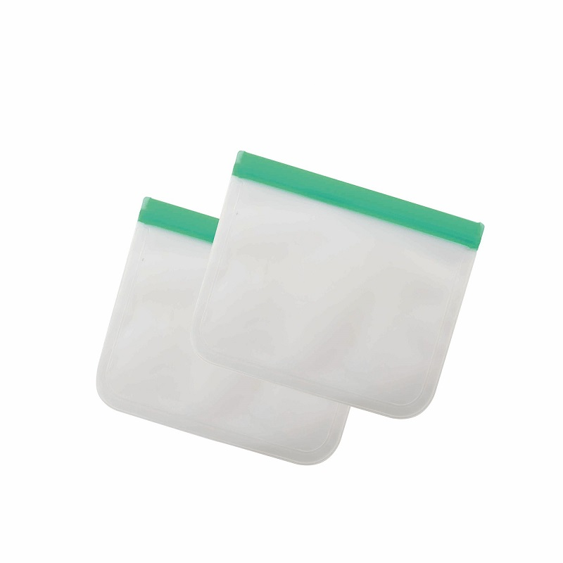 REUSABLE STORAGE BAGS SET OF 2 - 750ML Malta, 						VINCI Malta Malta