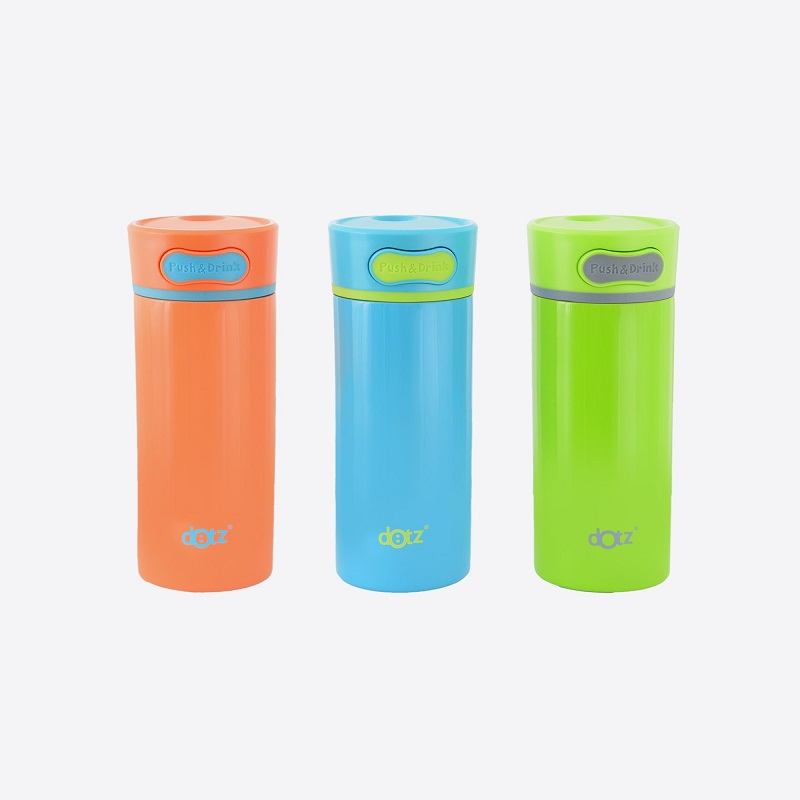 DOTZ DOUBLE-WALLED TRAVEL MUG SS Malta, 						VINCI Malta Malta