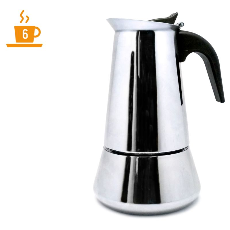 PERCOLATOR COFFEE MAKER 6 CUPS - FIH 249 Malta, 						VINCI Malta Malta